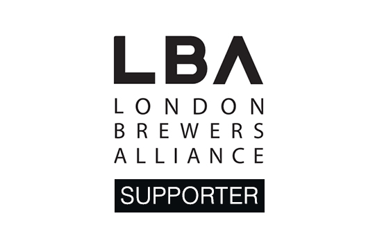 Supporters of the London Brewers Alliance